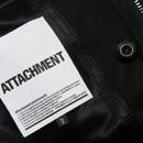 ATTACHMENT(アタッチメント)M-65ジャケット/ロゴ