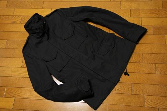 ATTACHMENT(アタッチメント)M-65ジャケット