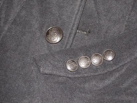 BIBURY COURT(バイブリーコート)キルティングジャケット/ボタン