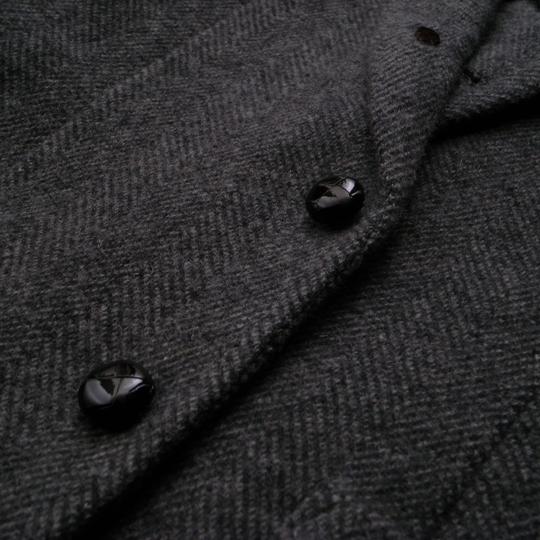 BIBURY COURT(バイブリーコート)ヘリンボーンジャケット/くるみボタン