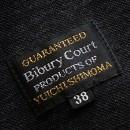 BIBURY COURT(バイブリーコート)ウールニットジャケット
