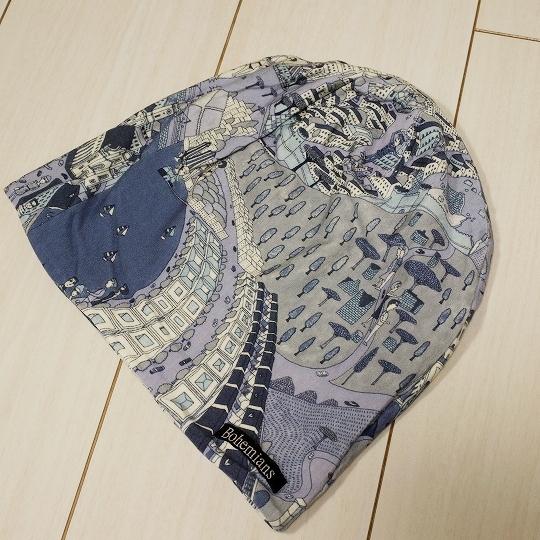 BOHEMIANS(ボヘミアンズ)W-CAP「Yokoo Map」①
