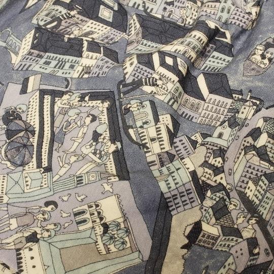 BOHEMIANS(ボヘミアンズ)W-CAP「Yokoo Map」②