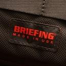 BRIEFING(ブリーフィング)コンパクトショルダーVIPER(バイパー)ロゴ