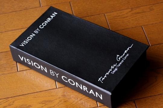 VISION BY CONRAN(ヴィジョン・バイ・コンラン)CRN-JP-7003/ボックス