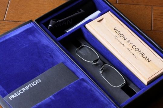 VISION BY CONRAN(ヴィジョン・バイ・コンラン)CRN-JP-7003/セット
