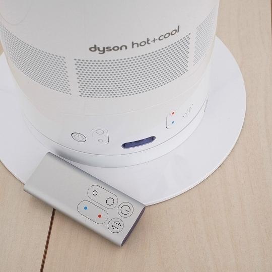 dyson(ダイソン)ファンヒーターAM04操作系