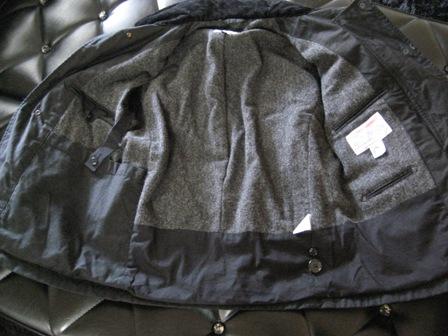 Engineered Garments(エンジニアード・ガーメンツ)フィールドジャケット/裏地
