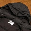 Engineered Garments(エンジニアード・ガーメンツ)ウールダウンベスト