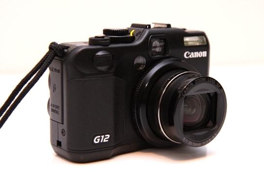 CANON(キヤノン)デジカメPowerShot(パワーショット) G12