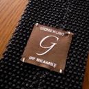 GIERRE(ジエレ)シルクニットタイ/ロゴ