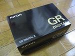 RICOH(リコー)コンパクトデジタルカメラGR DigitalⅡパッケージ