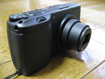 RICOH(リコー)コンパクトデジタルカメラGR DigitalⅡ①