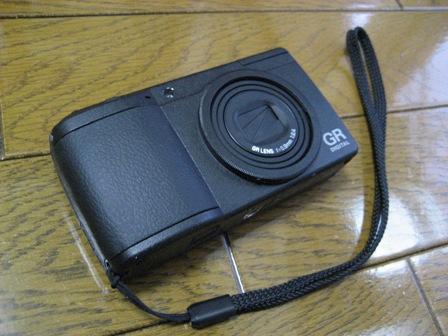 RICOH(リコー)コンパクトデジタルカメラGR DigitalⅡ②