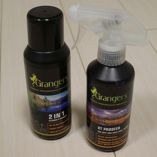 Granger's(グランジャーズ)2イン1クリーナー+XTプルーファー