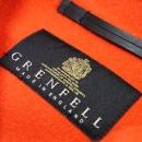 GRENFELL(グレンフェル)ダッフルコート(レディース)オレンジ