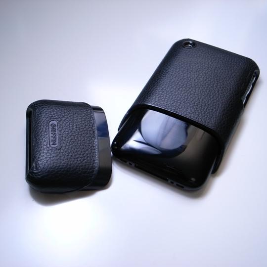 Griffin Technology(グリフィン・テクノロジー)Elan Form for iPhone3G/セパレート