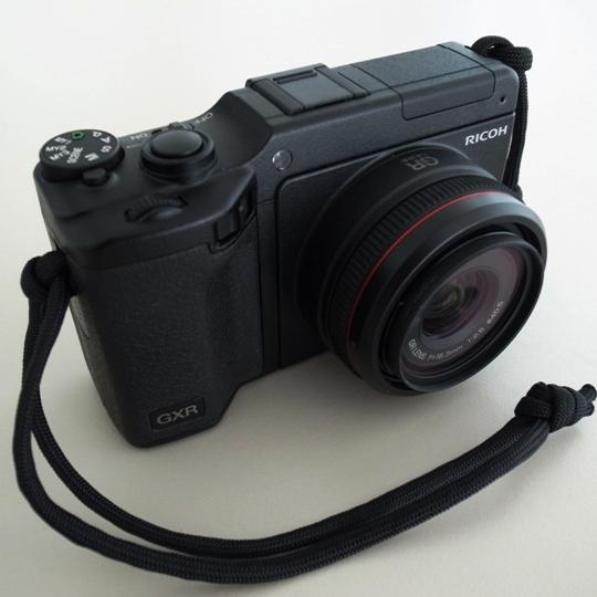 RICOH(リコー)GXR用カメラユニットGR LENS A12 28mm F2.5