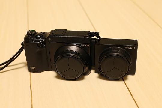RICOH(リコー)GXRカメラユニット P10&S10