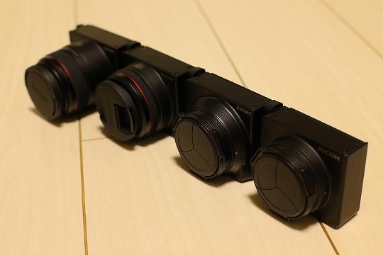 RICOH(リコー)GXRカメラユニット4種