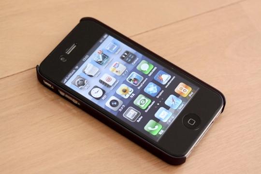 Apple(アップル)のiPhone4(アイフォーン4)