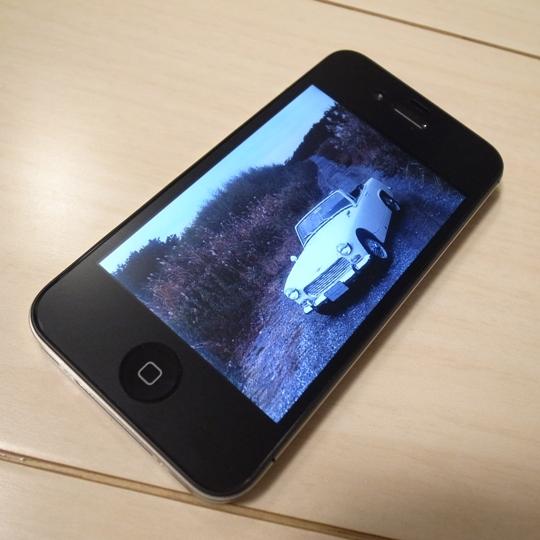 Apple(アップル)iPhone4S(アイフォーン4S)
