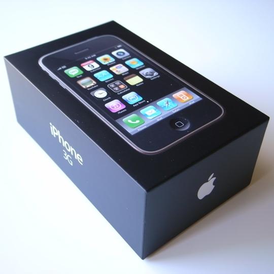Apple(アップル)iPhone(アイフォン)パッケージ