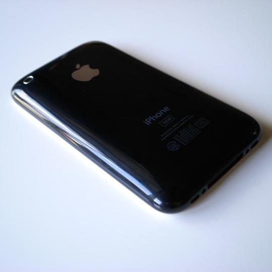 Apple(アップル)iPhone(アイフォン)背面