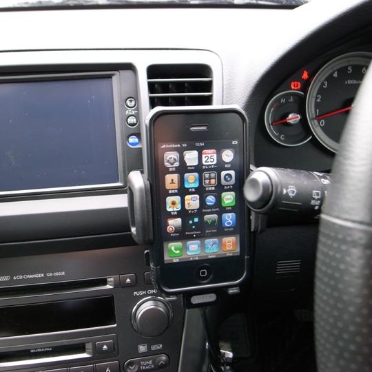 Griffin Technology(グリフィン・テクノロジー)iPhone車載用FMトランスミッター&エアコンホルダー