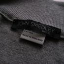 JOHN SMEDLEY(ジョン・スメドレー)ジップカーディガン