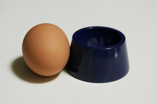 ノリタケ60のエッグスタンド&日本一のこだわり卵