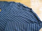SAINT JAMES(セント・ジェームス)ボーダーバスクシャツ