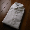 UA(ユナイテッドアローズ)オックスフォード・ラウンドカラーシャツ