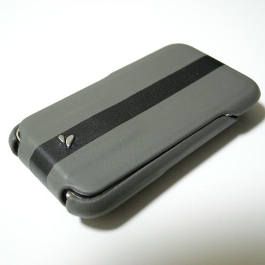 Vaja/iPhone3G用レザーケースivolution Top SP