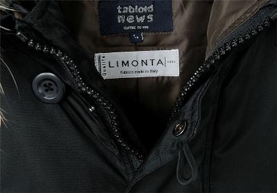 tabloid news(タブロイド・ニュース)N-3Bタイプ・ダウンジャケットのリモンタ・ナイロン