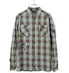 SHIPS JET BLUE(シップス)の4ポケットシャツ