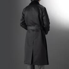 Mackintosh(マッキントッシュ)シルク・ロングコート/EARLSTONバックビュー