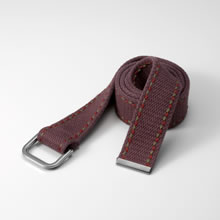 INCOTEX(インコテックス)のベルト付き5ポケットパンツ/取り外し可能なベルト