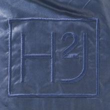 HYDROGEN(ハイドロゲン)のダウンブルゾン/ロゴ