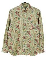 SOUTIENCOL(スティアンコル)のペイズリープリントシャツ