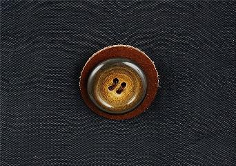 BURNER(バーナー)のナイロン・ショート・トレンチコート/ボタン