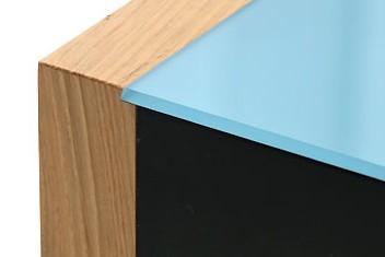 VITRA(ヴィトラ)ネスティング・テーブル/アクリル天板