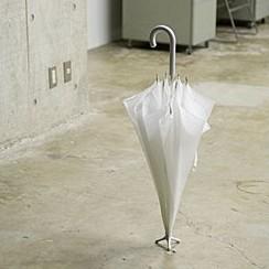 100%傘Stand Umbrellaホワイト