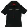 UNAiTAS sports(ユナイタス・スポーツ)半袖ジップポロシャツ