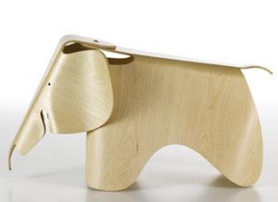Eames Plywood Elephant(イームズ・プライウッド・エレファント)/ナチュラル