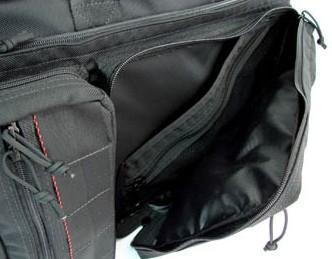 BRIEFING(ブリーフィング)トロリーバッグT-1前面ポケット