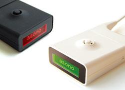 MP3プレーヤーasono mica(アソノ ミカ)液晶2