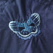 PERMANENT VACATION(パーマネント・ヴァケーション)イージーパンツ刺繍