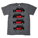 MARC JACOBS(マーク・ジェイコブス)プリントTシャツ/ロンドンタクシー