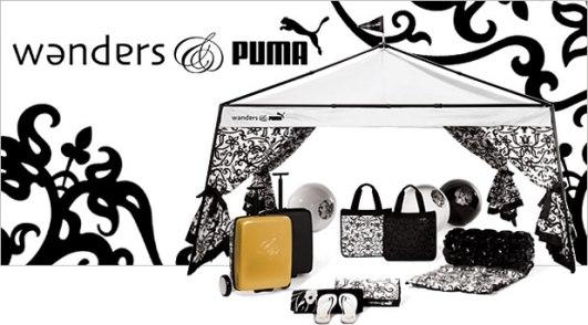 Marcel Wanders(マルセル・ワンダース)&PUMA(プーマ)コラボレーションプロジェクト